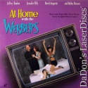 At Home with the Webbers Rare LaserDisc Tilly Comedy *CLEARANCE*