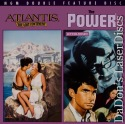 Atlantis The Lost Continent The Power WS NEW LaserDisc