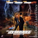 The Avengers AC-3 WS Rare NEW LD Fiennes Thurman Connery