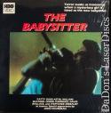 The Babysitter 1980 LaserDisc Duke Shatner Thriller *CLEARANCE*