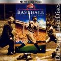 Baseball Rare NEW LaserDisc Box DiMaggio Abott Costello Documentary