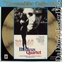 Basileus Quartet Rare NEW LaserDisc CinemaDisc Malet Simon Drama