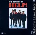 Help! The Beatles Criterion #16a Rare NEW LD LaserDisc Lennon Starr Comedy