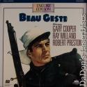 Beau Geste 1939 Encore Rare LaserDisc Cooper Milland Drama
