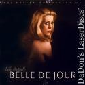 Belle de jour WS Criterion #290 Rare LaserDisc Deneuve Sorel