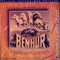 Ben-Hur DSS CAV WS Rare LaserDisc 35th Annual Boxset Heston