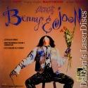 Benny & Joon CAV WS Rare LaserDisc NEW Box Depp