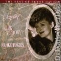 The Best of Bette Davis Rare Uncut LaserDisc Box Drama