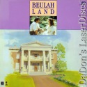 Beulah Land Rare NEW TV Series LaserDiscs Box Civil War Drama