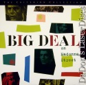 Big Deal on Madonna Street Rare Criterion #321 NEW LaserDisc