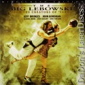 The Big Lebowski AC-3 WS Rare NEW LaserDisc Bridges Comedy