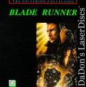 Blade Runner CAV WS Criterion #19 Mega-Rare Pioneering Pressing UNCUT Ford LaserDisc Sc-Fi