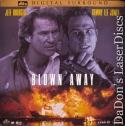 Blown Away DTS WS 1994 LaserDisc Bridges Jones Whitaker