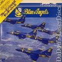 Blue Angels Thunderbirds CAV NEW Rare Japan LaserDisc Documentary