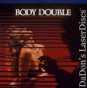 Body Double DSS Widescreen LaserDisc De Palma Wasson Griffith Thriller
