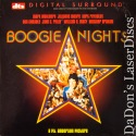Boogie Nights DTS WS Rare NEW LaserDisc Wahlberg Reynolds Drama