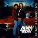 Born to Run Rare NEW LaserDisc Grieco Cortese Action