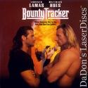 Bounty Tracker Rare LaserDisc Lorenzo Lamas Action
