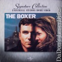 The Boxer AC-3 WS LaserDisc Signature Collection Lewis Sports Drama