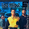 Boyz N The Hood WS NEW Criterion #150 Rare LaserDisc Gooding