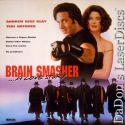 Brain Smasher A Love Story Rare NEW LaserDisc Hatcher Action