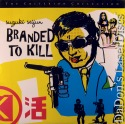 Branded to Kill WS Rare NEW Criterion LaserDisc #361 Crime Action Foreign