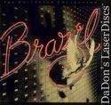 Brazil WS DSS CAV NEW Criterion #196 LaserDisc Box Fantasy