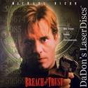 Breach of Trust NEW LaserDisc Thriller Biehn Craven