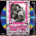 Breakfast For Two Rare LaserDisc Stanwyck Slapstick Comedy