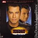 Broken Arrow DTS WS LaserDisc Rare LD Travolta Slater Action