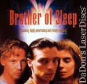 Brother of Sleep Schlafes Bruder DSS WS Rare LaserDisc Foreign Drama