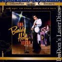 The Buddy Holly Story Widescreen LaserDisc Busey Stroud Music Biography