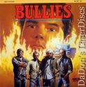 Bullies Rare NEW LaserDisc Green Crombie Action