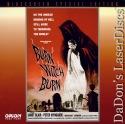 Burn Witch Burn WS NEW LaserDisc Blair Wyngarde Horror