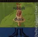 Hobson's Choice Rare NEW Criterion LaserDisc #259 Laughton Comedy