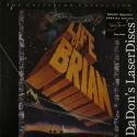 Monty Python Life of Brian Criterion #353 Widescreen Rare LaserDisc Comedy