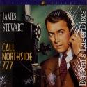 Call Northside 777 NEW Rare Vintage LaserDisc James Stewart Mystery