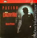 Carlito's Way DTS WS Rare LaserDisc Pacino Penn Miller Gangster Drama