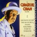Charlie Chan Collection LaserDisc Box Set Sidney Toler Thriller *CLEARANCE*