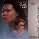 Clara's Heart LD Mega-Rare LaserDisc Goldberg Drama