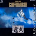 Cliffhanger MUSE Hi-Vision LaserDisc Rare LD HDTV 1080i