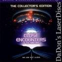 Close Encounters of the Third Kind AC-3 THX WS LaserDisc Boxset Sci-Fi