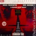 Crimson Tide DTS THX WS Rare NEW LaserDisc Hackman Washington Thriller