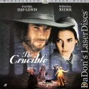 The Crucible AC-3 +CAV WS Rare LaserDisc Day-Lewis Ryder*CLEARANCE*