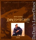 Dances with Wolves Uncut WS Rare NEW LaserDisc Boxset Sp Ed
