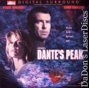 Dante's Peak DTS THX WS Rare NEW LaserDisc Brosnan