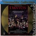Danton Rare CinemaDisc Laser Disc