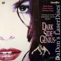 Dark Side of Genius Mega-Rare LaserDisc Fraser Thriller