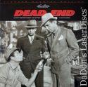 Dead End LaserDisc NEW PSE Pioneer Special Edition Bogart Crime Drama