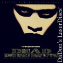 Dead Presidents Criterion #301 AC-3 WS NEW Rare LaserDisc Thriller